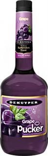 Dekuyper Grape Pucker 750ml